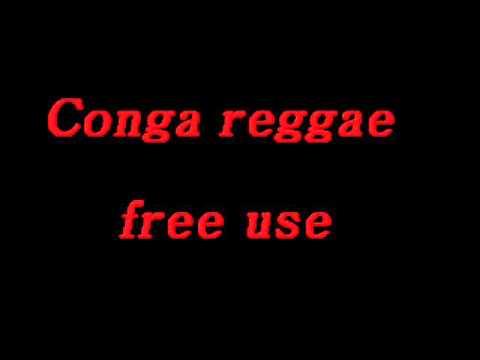 Reggae Conga Loop Beat 100 BPM Track Instrumental