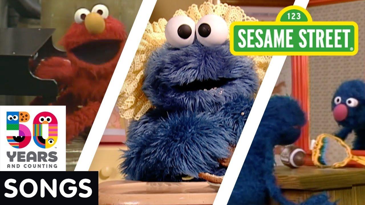 Sesame Street: 50 Songs in 50 Years Compilation | #Sesame50