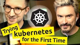 Trying Kubernetes 📦 for the First Time