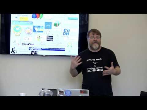 Patrick Ball: Principled Data Processing