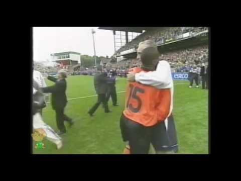 Ireland 1 -  0 Holland  :  2001 :  WCQ | Match Highlights