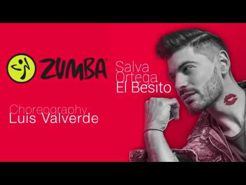 El Besito Salva Ortega Zumba Choreography Youtube
