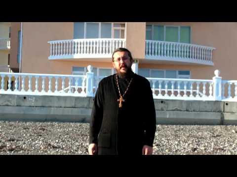Что делать, если почернел нательный крестик. Священник Игорь Сильченков.