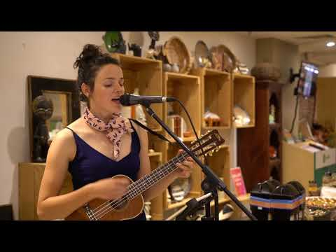 'Strong' - London Grammar cover by Yatri in the Oxfam Shop