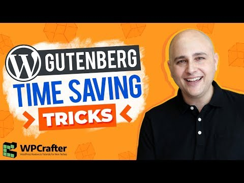 How To Save And Reuse Gutenberg Blocks + Advanced Tricks To Save Time