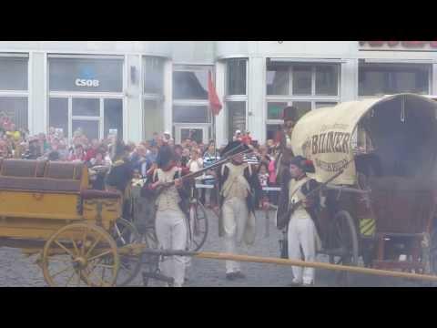 Napoleonské slavnosti, Ústí nad Labem