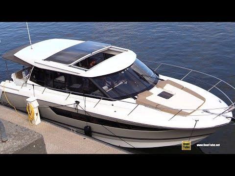 2017 Jeanneau NC11 Motor Yacht - Walkaround - 2017 Montreal In Water Boat Show