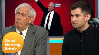 Tom Bower's Controversial Book Claims Jeremy Corbyn Is Unfit to be PM | Good Morning Britain