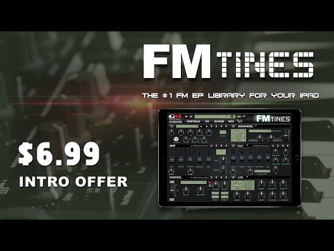 FM TiNES for iPad on Sale: $6.99 until July 20th