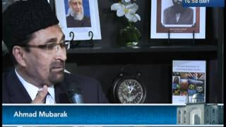 Coverage Before Friday Sermon 22nd June 2012 from Baitul Rahman Mosque, Washington DC