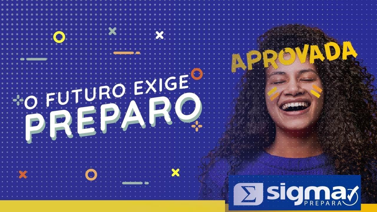 Sigma News no ar!