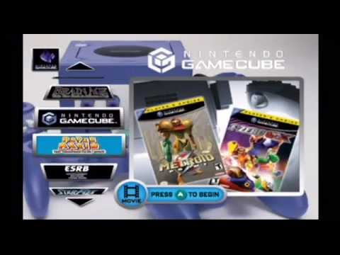 GCN Interactive Multi-Game Demo Disc Version 35 (Trailers)