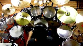KISS - Detroit Rock City - Drum Cover by Josh Gallagher