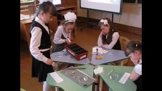 Максимова Т.А. Фрагмент внеурочной деятельности посев семян 2 класс