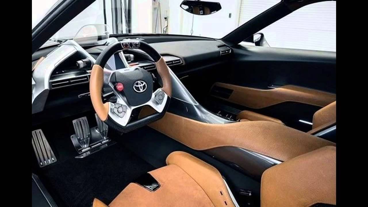 2017 Toyota Supra Redesign Interior And Exterior