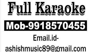 Chhalka Chhalka Re Karaoke Saathiya