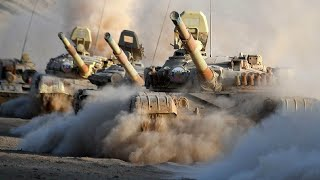 В Таджикистане военные ОДКБ готовятся к войне