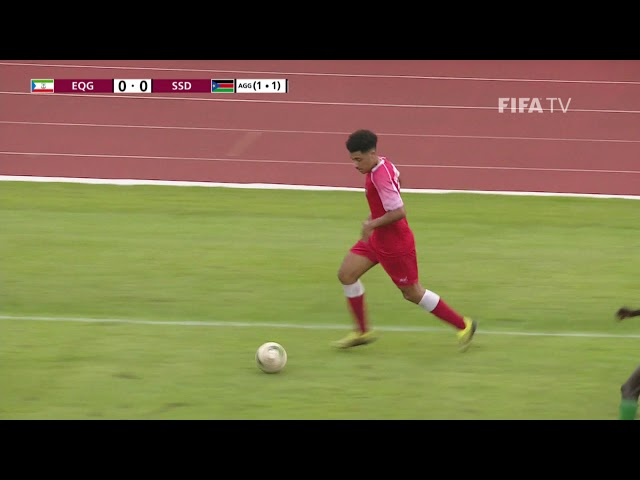 Equatorial Guinea v South Sudan - FIFA World Cup Qatar 2022™ qualifier