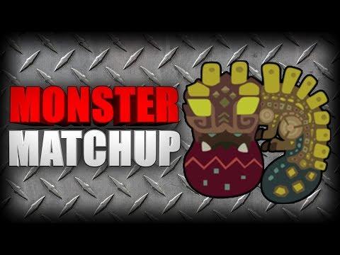 MONSTER MATCHUP - Uragaan (Monster Hunter: World) |