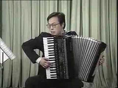 The Barber of Seville Overture accordion version
