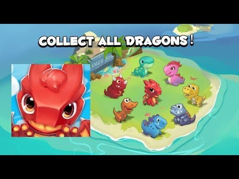Dragon Boom - Offline Merge Game - Gameplay - Android / Simulation / Mobile