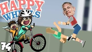 JOHN CENA SU HAPPY WHEELS! - Happy Wheels [Ep.74]
