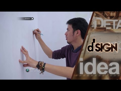 D'SIGN - DIY - Painting Wall - Gotham City