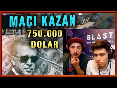MAÇI KAZAN 750