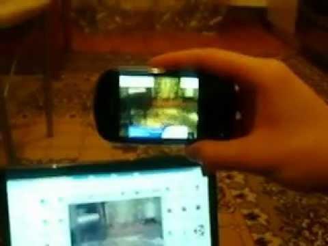 Как использовать телефон как веб камеру через usb, веб камера 63