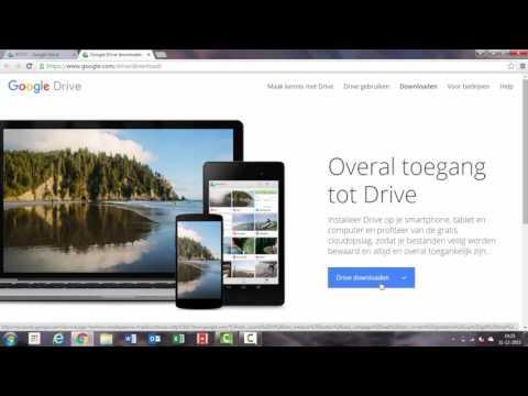 Google Drive op