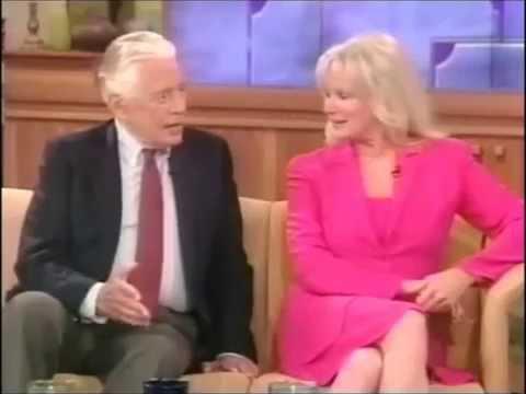 John Forsythe & Linda Evans on Donny and Marie