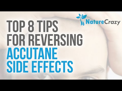 Top 8 Tips For Reversing Accutane Side Effects