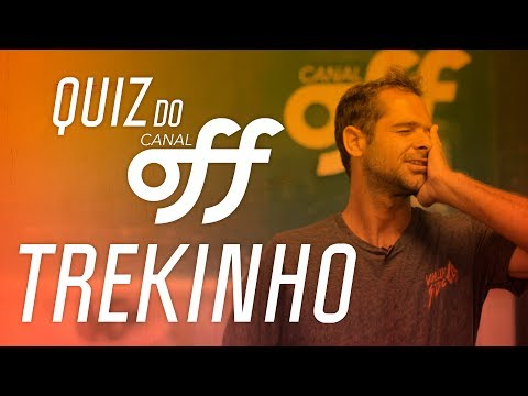 Marcelo Trekinho | Quiz do Off | Canal Off