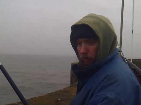 Sea Fishing Off Bridlington Wall