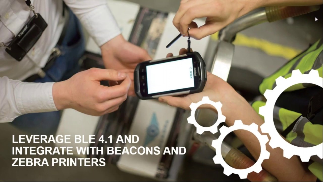 Zebra DEV { TALK } - Leveraging BLE 4 1 and Integrate with Beacons and  Zebra Printers