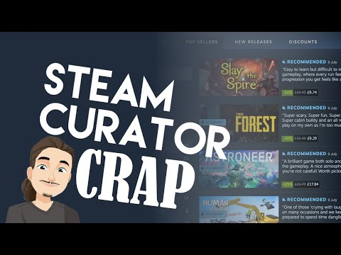 Download The Truth about Steam Curators...