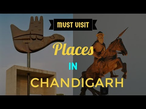 Must Visit Places In Chandigarh | Tourist Attractions In Chandigarh