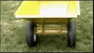 Gas Power Wheelbarrow