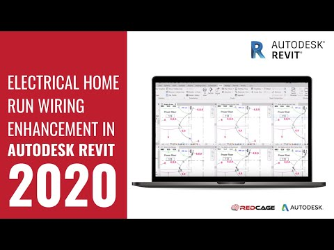 Electrical Home Run Wiring Enhancements in Autodesk Revit ... on