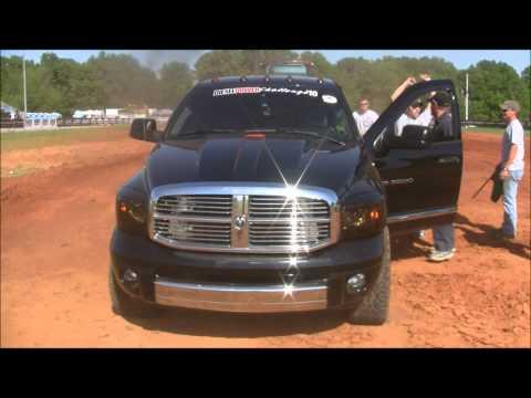 Brian Parker Diesel Power Challenge 2010 Sled Pull