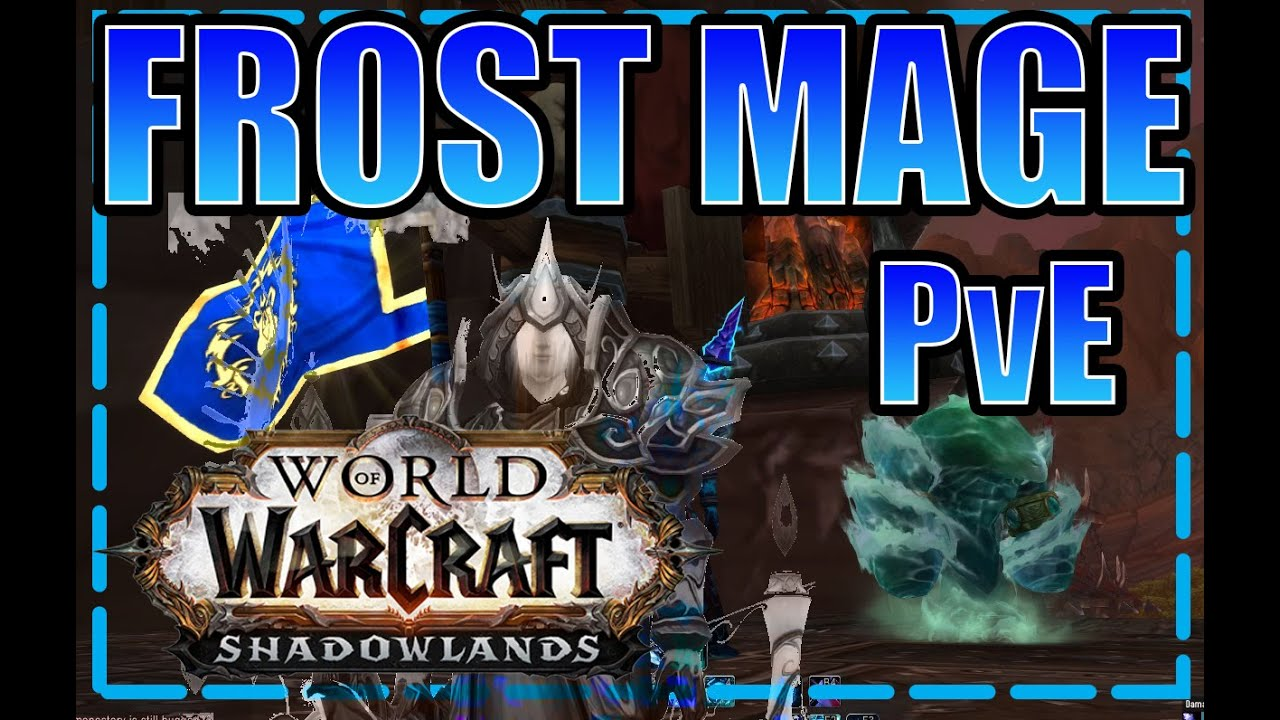 Wow Sl Frost Mage Talent Guide Youtube