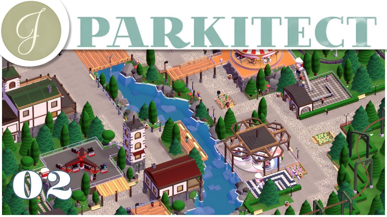 Parkitect theme park game building blueprints lets play parkitect theme park game building blueprints lets play steam early access part 02 youtube malvernweather Images