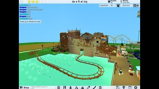 Roblox The Flying Dutchman Efteling Themepark Tycoon 2 Selfmade Version/Homemade