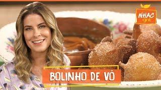 Bolinho De Chuva Receita é Simples E Facil De Fazer  Rita Lobo  Cozinha Pratica