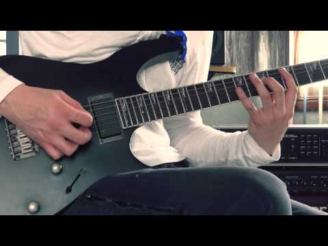 Tool - Rosetta Stoned - Guitar performance by Cesar Huesca