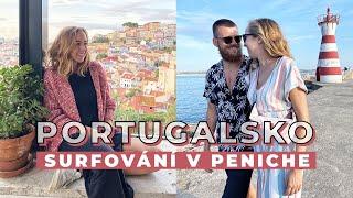 VLOG | Surfování a pohodička v Portugalsku!