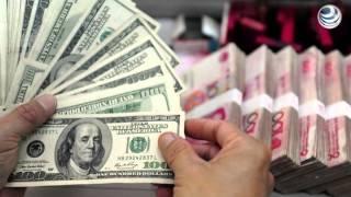 Peso se debilita 0.58% frente al dólar por temores en Grecia