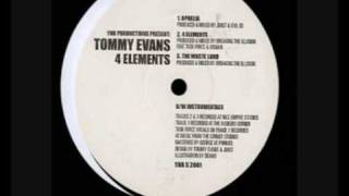 Tommy Evans - Ophelia