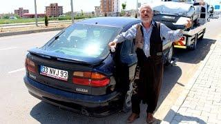 Trafik Cezasına Sevindi