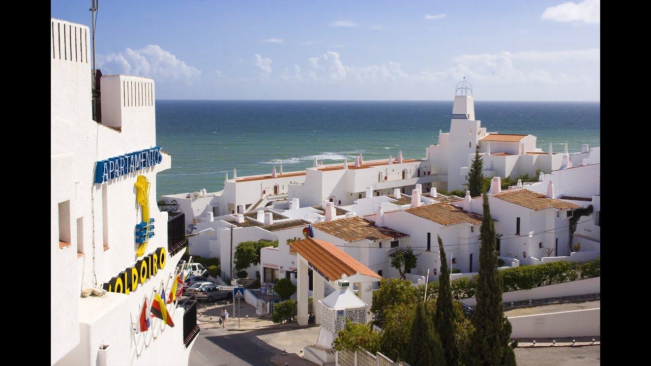 Apartamentos soldoiro albufeira algarve portugal youtube - Apartamentos algarve ...